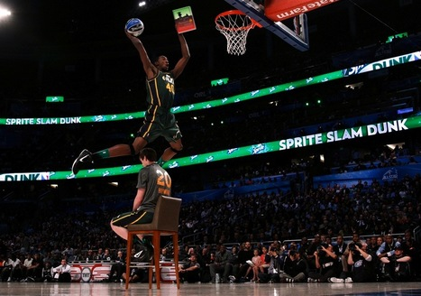 'Muchacho' Dunk Wins Trophy for Jeremy Evans | Adventures in Life | Scoop.it
