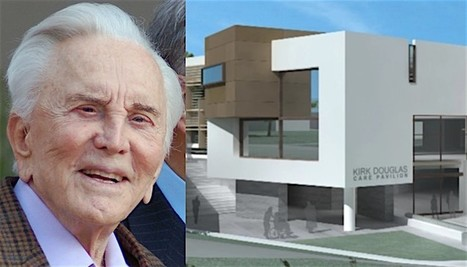 Kirk Douglas Gives $15 Million on 99th Birthday to Build Alzheimer's Center | Alzheimer's and Dementia Care | Scoop.it