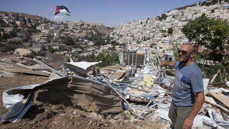 Silwan, le chaudron de Jérusalem | Israel - Palestine: repères et actualité | Scoop.it