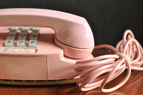 Vintage 60s Button Phone   Chummaa...therinjuppome!   Scoop.it