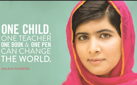 Jornal da História: Malala parte 1 | Historia e Tecnologia | Scoop.it