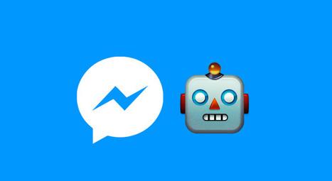 Comment créer un chatbot Facebook Messenger en 10 minutes ? | Animation Numérique de Territoire | Scoop.it