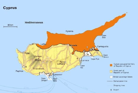 Scottish independence and Cypriot unification | Geography 400 portfolio | Scoop.it