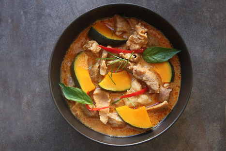 Panaeng Curry with Pork and Kabocha Squash | Foodie | Scoop.it
