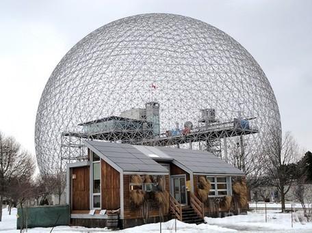 Montreal's Biosphere Environmental Museum Resides Inside Massive Buckminster Fuller Geodesic Dome | Top CAD Experts updates | Scoop.it