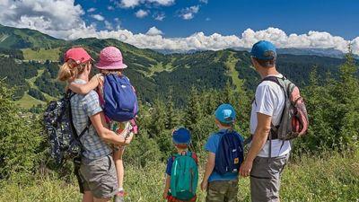 Coronavirus et vacances : dans les Alpes, les stations de montagne misent tout sur la saison estivale