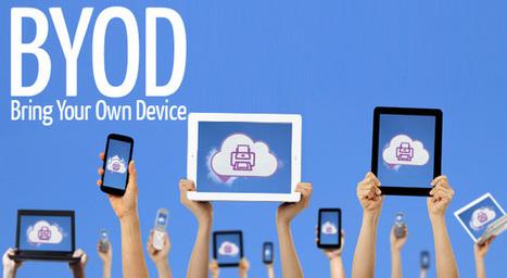 ما هو نظام BYOD وما علاقته بالتعليم ؟ - تعليم جديد | formation des enseignants maroc | Scoop.it