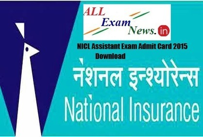 NICL Assistant 2015 Exam Answer Key @ nationalinsuranceindia.nic.co.in - All Exam News|Results|Exam Results|Recruitment 2015 | All Exam News | Scoop.it