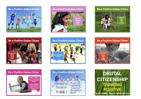Positive Digital Citizenship | Instructional TechnologyWASH | Scoop.it