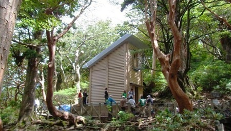 A cardboard cabin built in one of the wettest places on Earth - Mother Nature Network (blog) | Ecological Construction | Scoop.it