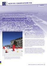 Pau-Bayonne - Note #34 Les résidences secondaires ont tellement à nous dire : une approche exploratoire par les fichiers fonciers 2015 | Dernières publications des agences d'urbanisme | Scoop.it