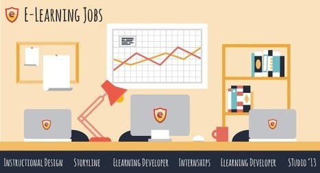 UPDATE: August 15 E-Learning, Training, and Instructional Design Jobs - E-Learning Heroes   E-Capability   Scoop.it