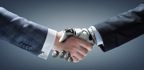 Humans + Bots = ? | New Customer - Passenger Experience | Scoop.it