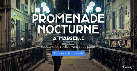 Google Promenade Nocturne | TransLucide | Scoop.it