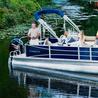 Custom Pontoon Boats