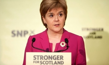 Scottish government asks its MPs to block trade union bill | Trade unions and social activism | Scoop.it