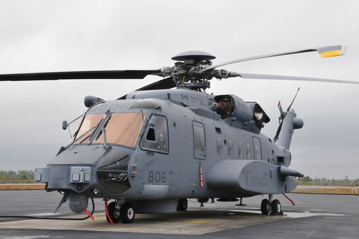 CPI Aerostructures awarded $5 million contract from Sikorsky - CH-148 Cyclone | D-FENS | Scoop.it