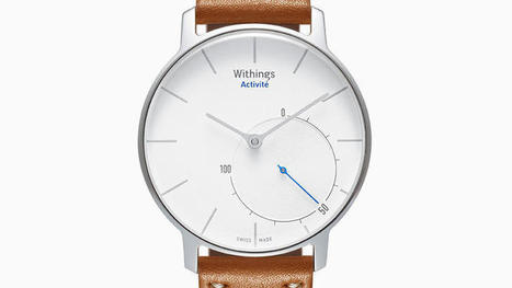 Withings Activité Preview - CNET | Lifestyle | Scoop.it