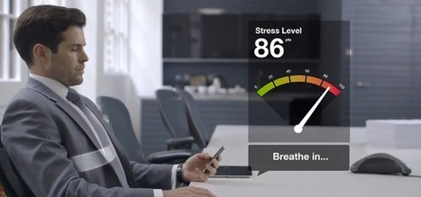 Smart shirt helps wearers keep track of their mental and physical wellbeing | Digital Innovation | Scoop.it