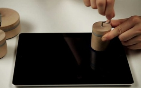 Little Boxes: Par un simple geste, votre iPad devient une boite musicale à manivelle | PixelsTrade Blog | Business Apps : Applications in-house | Scoop.it
