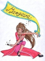 Résultat du concours de dessins mangawa   littérature jeunesse   Scoop.it
