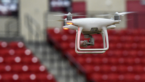 FAA expects 600,000 commercial drones within a year | NPR | Cultibotics | Scoop.it