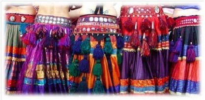 De la Danse Orientale au Tribal Fusion | Rêves orientaux | Scoop.it