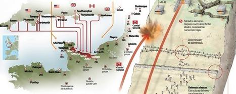 17 infografías sobre la Segunda Guerra Mundial | Recursos Educativos para ESO, Geografía e Historia | Scoop.it