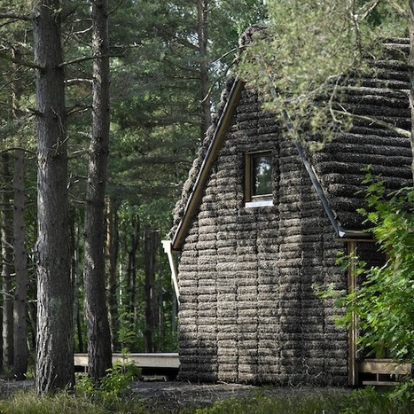 The Modern Seaweed House Brings Old and New Together | sustainable architecture | Scoop.it