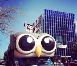Owls gearing up for SXSW 2013 | #HootSX | Scoop.it