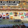 FIFA World Cup Opening Ceremony Live 2014