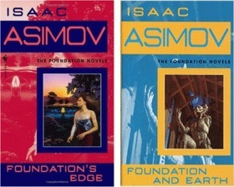 Foundation's Edge, Foundation and Earth, by Isaac Asimov | Books, Photo, Video and Film | Scoop.it