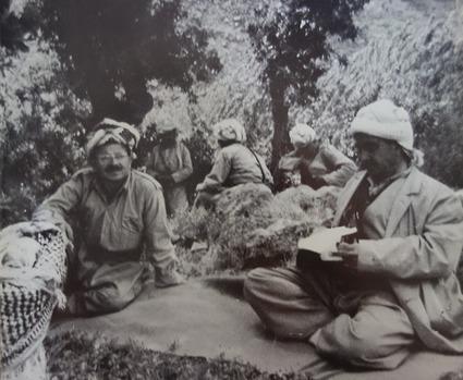 Dans les pas de René Mauriès (15/25) : Mollah Mustafa Barzani et Akraoui au front | Béatrice D. | Scoop.it