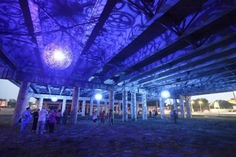 A Public Art Installation Bridges the Gap Created by an Overpass | Cities of the World | Scoop.it
