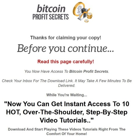GOLD Bitcoin Profit Secrets | Online Marketing Tools | Scoop.it