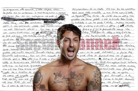 """Corona scrive dal carcere: """"Giletti vergognati ... - Gossip Fanpage   JIMIPARADISE!   Scoop.it"""
