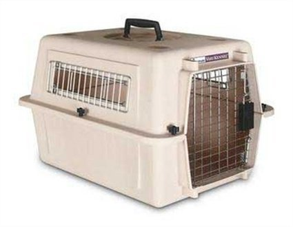 Petmate Ultra Vari Kennel For Pets Up To 15 Po