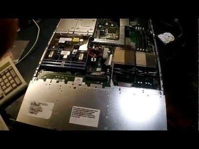 hp proliant dl360 g4 sata modification *windows