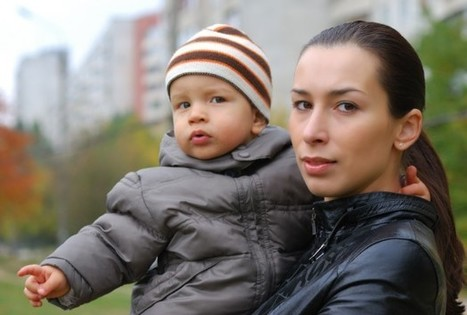 Working Full-Time Has Many Benefits For Mothers - Health News - redOrbit | REAL World Wellness | Scoop.it