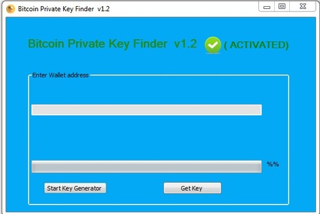 what is private key generator