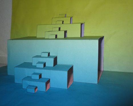 Libro de kirigami – MatemaTICzando la realidad | Acusmata | Scoop.it