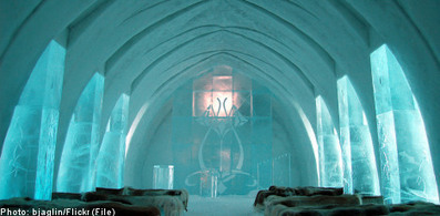Sweden's Ice Hotel told to get fire alarms - The Local | Radio Show Contents | Scoop.it