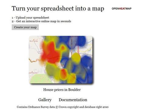 OpenHeatMap | Social media kitbag | Scoop.it