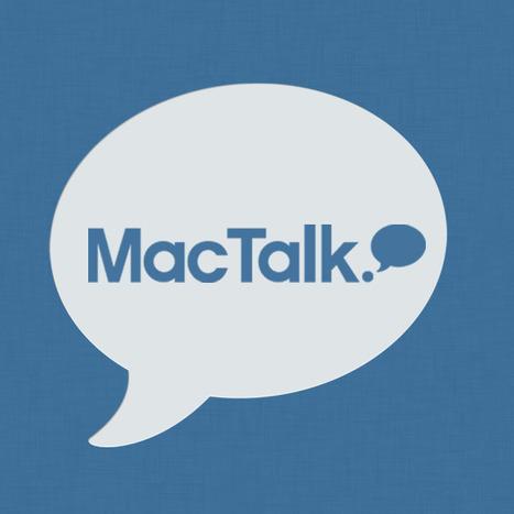 MacTalk - Hookups: What do I need for iPad Presentations?   Communication 360°   Scoop.it