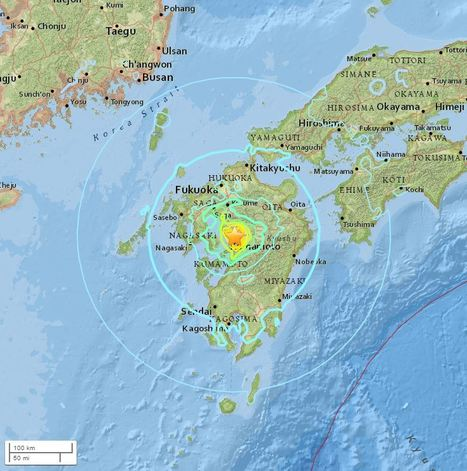 M6.2 - 7km SW of Ueki, Japan | Japan Tsunami | Scoop.it