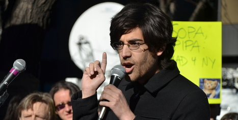 What should the next Aaron Swartz do when the DOJ knocks? | Peer2Politics | Scoop.it