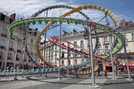 Baptiste Debombourg: Stellar | Art Installations, Sculpture, Contemporary Art | Scoop.it