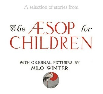 Free Technology for Teachers: Aesop's Fables on the Web, iPad, and Android | Hamilton West Shared Resources | Scoop.it