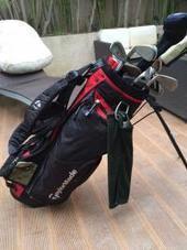 Sac et série TaylorMade   www.Troc-Golf.fr   Troc Golf - Annonces matériel neuf et occasion de golf   Scoop.it