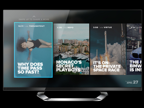 Mic's Hyper Curated-Video App Launches on Apple TV | International Television, Broadband, Telecom and Broadcast Communications | Scoop.it